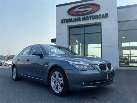 2010 BMW 5 Series for sale at Sterling Motorcar in Ephrata PA