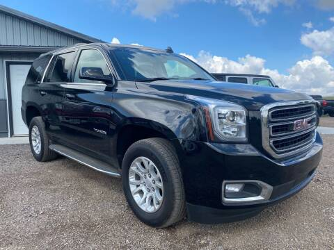2020 GMC Yukon for sale at FAST LANE AUTOS in Spearfish SD