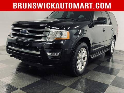 2017 Ford Expedition for sale at Brunswick Auto Mart in Brunswick OH