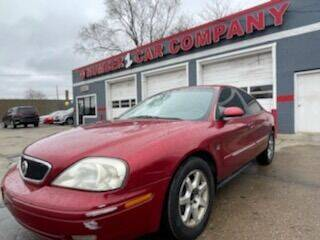 2000 Mercury Sable for sale at NUMBER 1 CAR COMPANY in Detroit MI