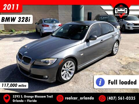 2011 BMW 3 Series for sale at Real Car Sales in Orlando FL