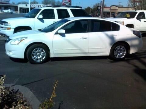 2011 Nissan Altima for sale at University Auto Sales Inc in Pocatello ID