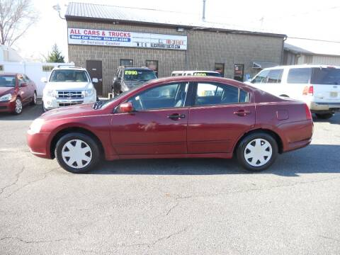 2004 Mitsubishi Galant for sale at All Cars and Trucks in Buena NJ