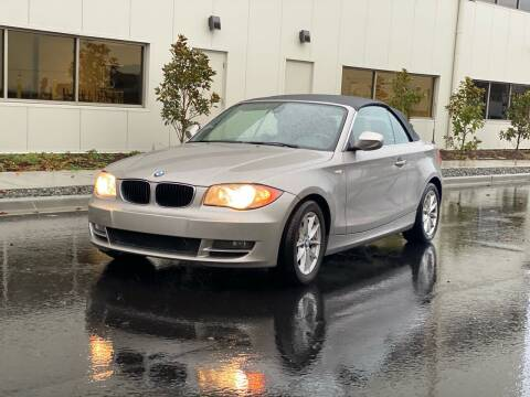 2011 BMW 1 Series for sale at Washington Auto Sales in Tacoma WA