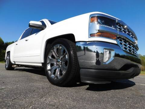 2016 Chevrolet Silverado 1500 for sale at Used Cars For Sale in Kernersville NC