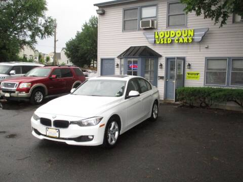 2013 BMW 3 Series for sale at Loudoun Used Cars in Leesburg VA