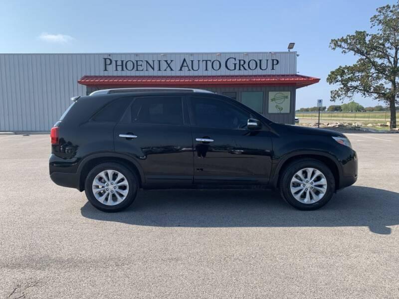 2014 Kia Sorento for sale at PHOENIX AUTO GROUP in Belton TX