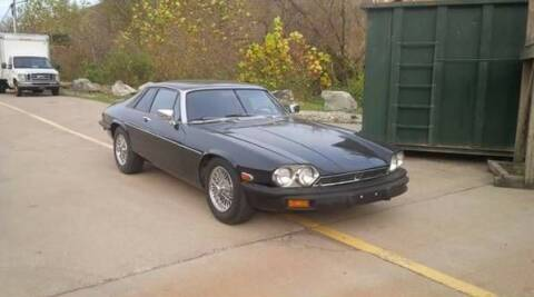 1979 Jaguar XJS for sale at Classic Car Deals in Cadillac MI
