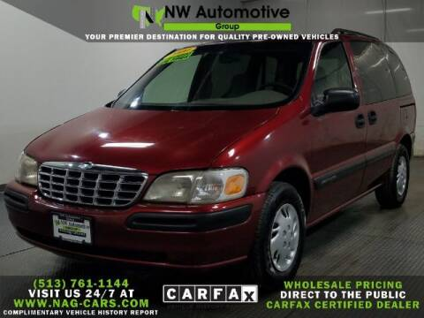 2000 Chevrolet Venture for sale at NW Automotive Group in Cincinnati OH