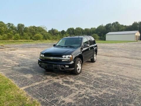 2007 Chevrolet TrailBlazer for sale at Caruzin Motors in Flint MI