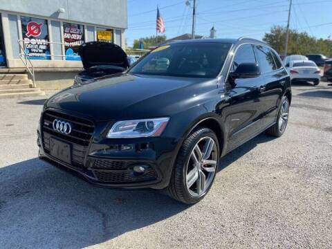 2016 Audi SQ5 for sale at Bagwell Motors in Lowell AR