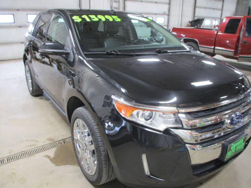 2013 Ford Edge for sale at Granite Auto Sales in Redgranite WI