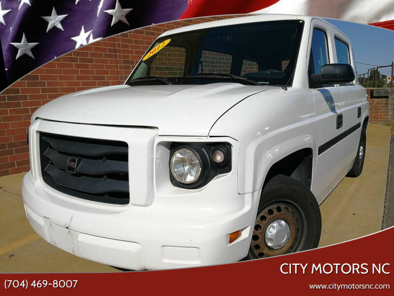 2012 THE VEHICLE PRODUCTION GROUP MV 1 for sale at City Motors NC in Charlotte NC