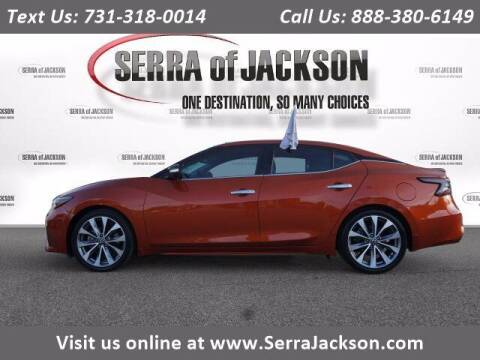 2020 Nissan Maxima for sale at Serra Of Jackson in Jackson TN