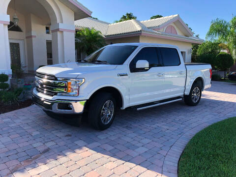 2019 Ford F-150 for sale at Bcar Inc. in Fort Myers FL