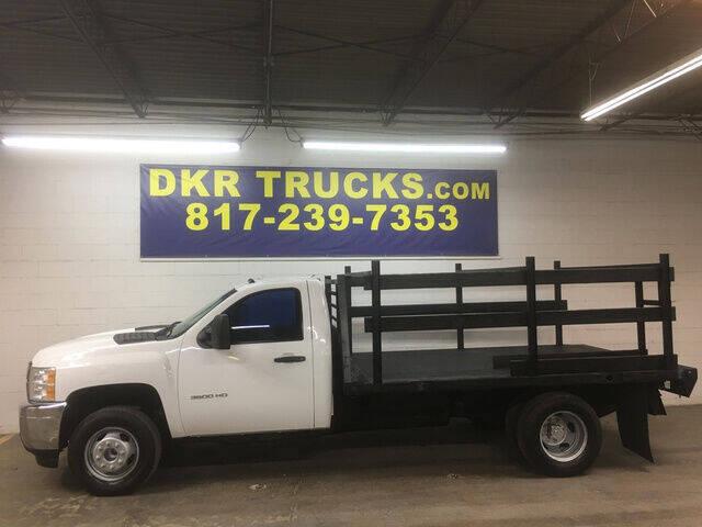 2013 Chevrolet Silverado 3500HD for sale at DKR Trucks in Arlington TX