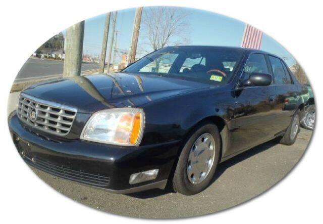 2000 Cadillac DeVille for sale at Black Tie Classics in Stratford NJ