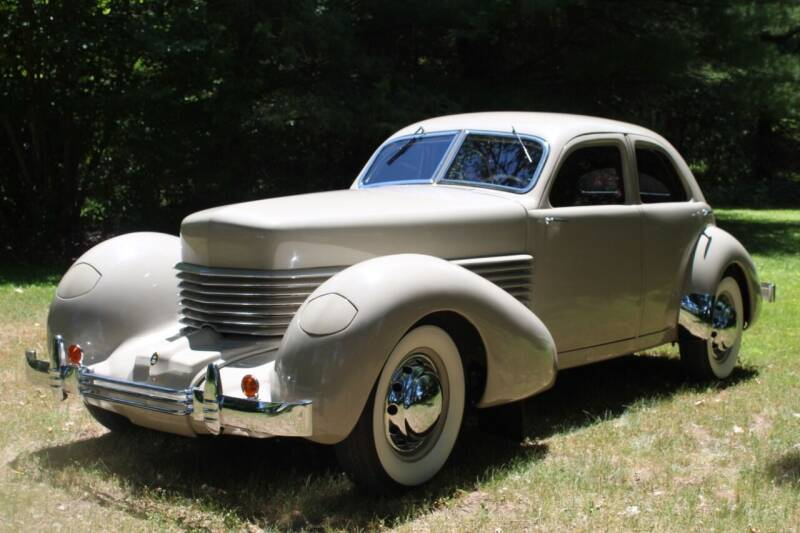1936 Cord 810 Westchester for sale at Rallye Import Automotive Inc. in Midland MI