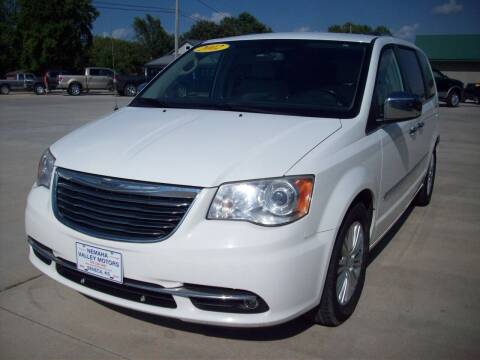 2012 Chrysler Town and Country for sale at Nemaha Valley Motors in Seneca KS