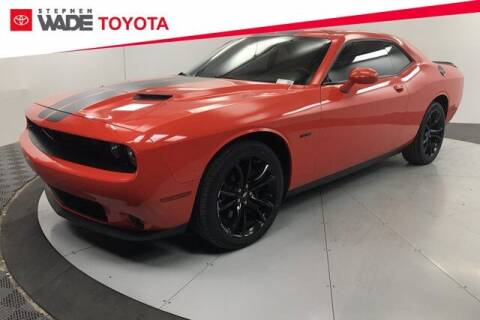 2017 Dodge Challenger for sale at Stephen Wade Pre-Owned Supercenter in Saint George UT