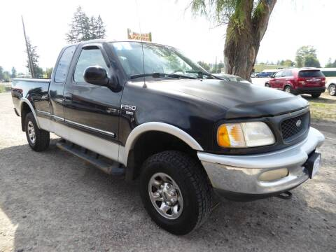 1998 Ford F-250 for sale at VALLEY MOTORS in Kalispell MT