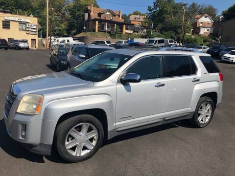 2011 GMC Terrain for sale at Fellini Auto Sales & Service LLC in Pittsburgh PA