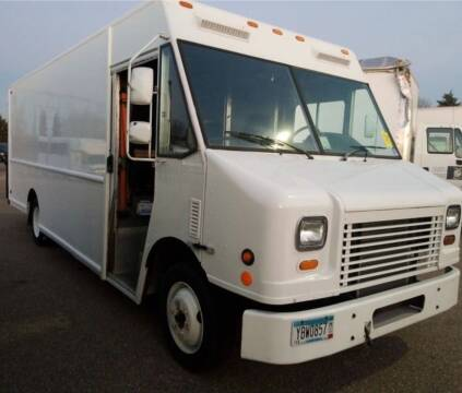 2009 Freightliner MT45 Chassis for sale at Lafayette Salvage Inc in Lafayette NJ