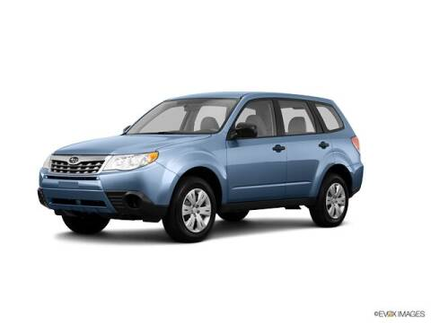 2011 Subaru Forester for sale at CHAPARRAL USED CARS in Piney Flats TN