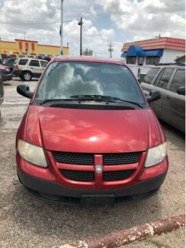 2004 Dodge Caravan for sale at Jerry Allen Motor Co in Beaumont TX