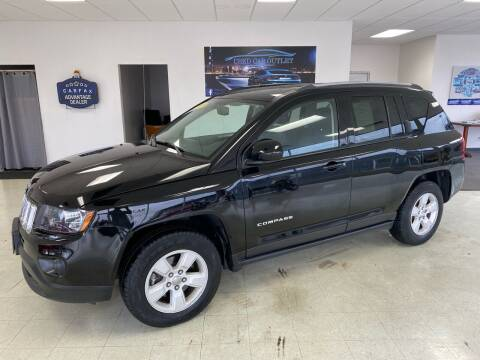 2017 Jeep Compass for sale at Used Car Outlet in Bloomington IL