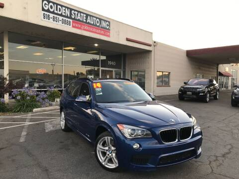 2014 BMW X1 for sale at Golden State Auto Inc. in Rancho Cordova CA