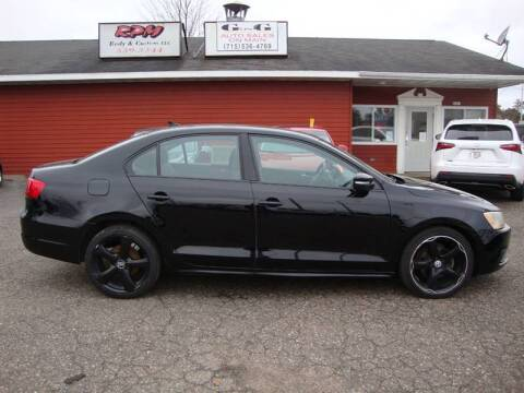 2012 Volkswagen Jetta for sale at G and G AUTO SALES in Merrill WI