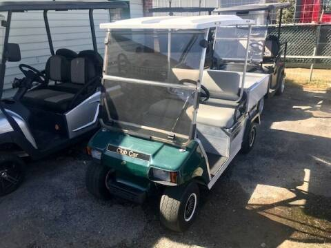 2009 Club Car Carryall 1 Electric Utility for sale at METRO GOLF CARS INC in Fort Worth TX