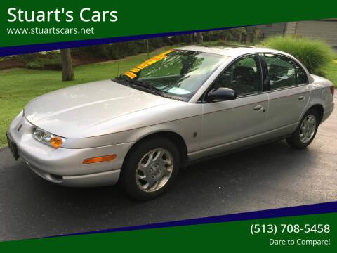 2000 Saturn S-Series for sale at Stuart's Cars in Cincinnati OH