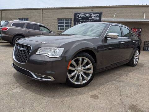 2018 Chrysler 300 for sale at Quality Auto of Collins in Collins MS