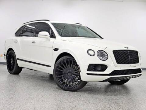 2018 Bentley Bentayga for sale at Vanderhall of Hickory Hills in Hickory Hills IL
