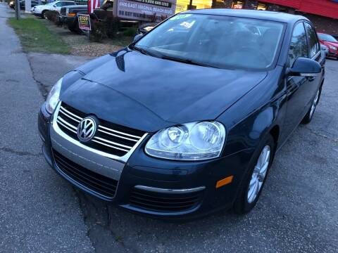 2010 Volkswagen Jetta for sale at HW Auto Wholesale in Norfolk VA