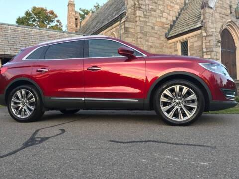 2016 Lincoln MKX for sale at Reynolds Auto Sales in Wakefield MA