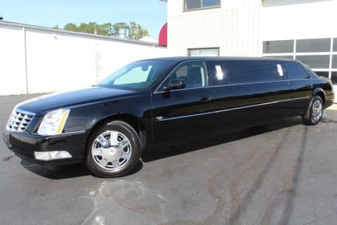 2008 Cadillac DTS Pro for sale at Platinum Motors LLC in Reynoldsburg OH