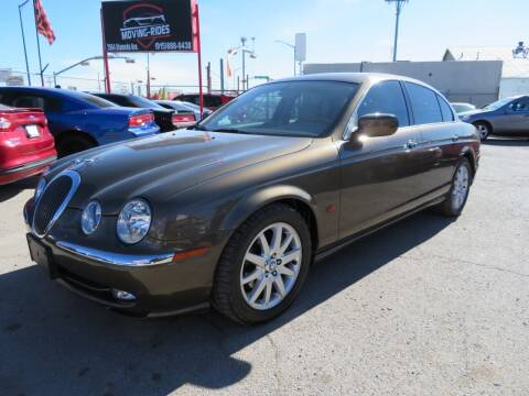 2001 Jaguar S-Type for sale at Moving Rides in El Paso TX