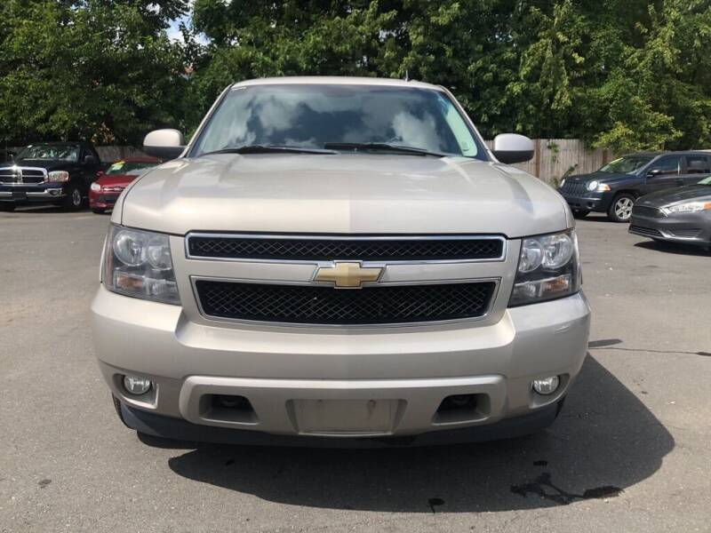 2009 Chevrolet Suburban for sale at Auto Revolution in Charlotte NC