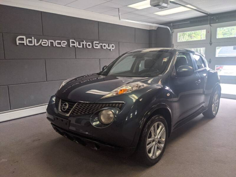 2011 Nissan JUKE for sale at Advance Auto Group, LLC in Chichester NH