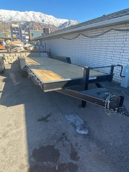 2021 K2 TILT DECK for sale at Hobby Tractors - Implements in Pleasant Grove UT
