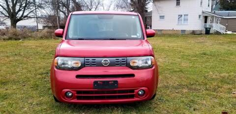 2011 Nissan cube for sale at Cleveland Avenue Autoworks in Columbus OH