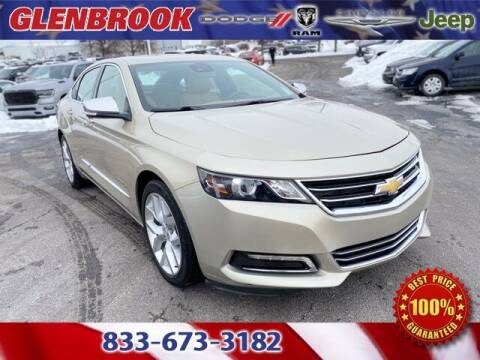 2014 Chevrolet Impala for sale at Glenbrook Dodge Chrysler Jeep Ram and Fiat in Fort Wayne IN
