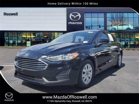 2019 Ford Fusion for sale at Mazda Of Roswell in Roswell GA