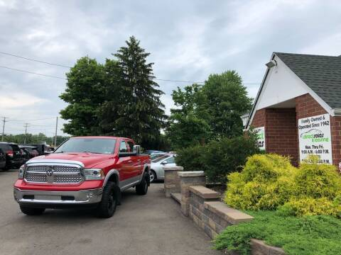 2014 RAM Ram Pickup 1500 for sale at Direct Sales & Leasing in Youngstown OH
