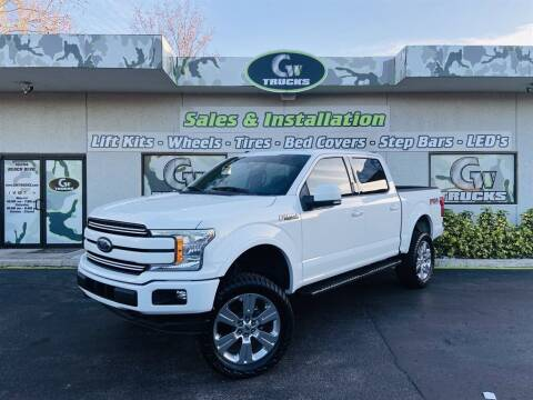 2018 Ford F-150 for sale at Greenway Auto Sales in Jacksonville FL