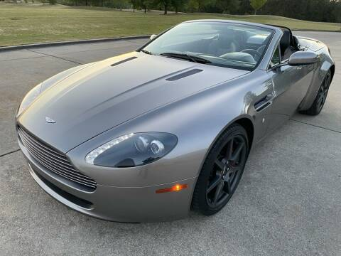 2007 Aston Martin V8 Vantage for sale at Legacy Motor Sales in Norcross GA