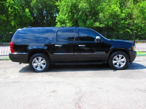 2010 Chevrolet Suburban for sale at Garcia Trucks Auto Sales Inc. in Austell GA